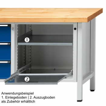 ANKE Werkbank 12 V - ZaragoShop.de